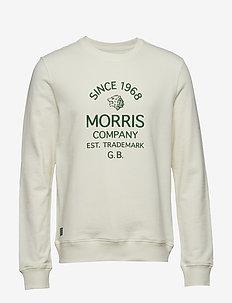 Parker Sweatshirt - OFF WHITE