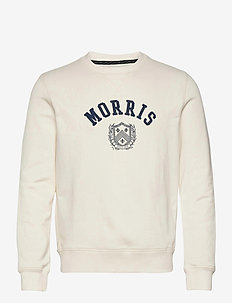 Coleridge Sweatshirt - overdeler - off white