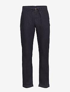Winslow Slacks - spodnie na co dzień - blue