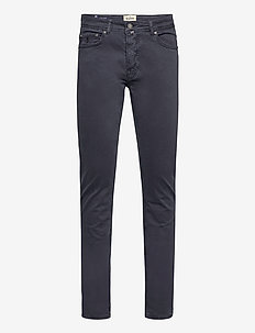 James Brushed 5-pkt - slim jeans - blue