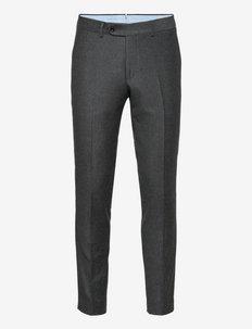 Rodney Flannel Trouser - od garnituru - grey