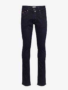 Steve Satin Jeans - BLUE