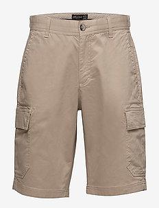 Henley Shorts - cargo shorts - khaki