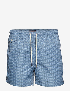 Bligh Bathing Trunks - BLUE