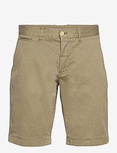 Regular Chino Shorts - chinot - olive