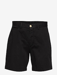 Lt Twill Chino Shorts - chinos shorts - black