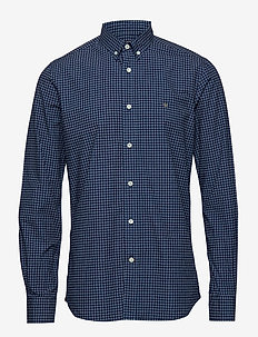 Mike Button Down Shirt - BLUE