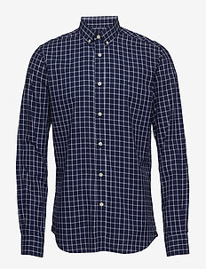 Samuel Button Down Shirt - BLUE