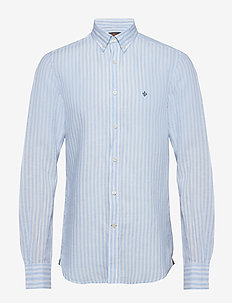 Emanuel Button Down Shirt - LIGHT BLUE