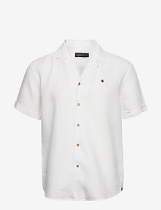 William Bowling Shirt - OFF WHITE