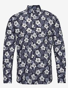 Oliver Classic Collar Shirt - BLUE