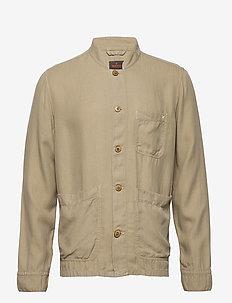 Corsoir Shirt Jacket - overshirts - olive