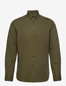 Winston Button Down Shirt - chemises décontractées - olive