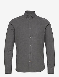 Nelson Button Down Shirt - basic overhemden - grey