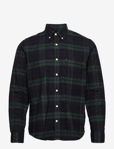 Smedley BD Shirt - chemises décontractées - navy