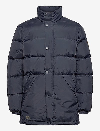 Wilby Down Jacket - padded jackets - old blue