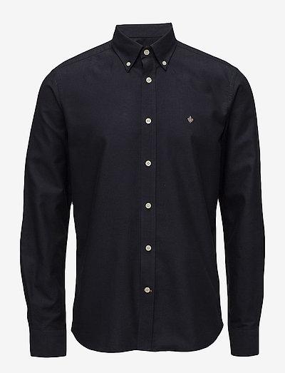 Douglas Shirt - oxford shirts - navy