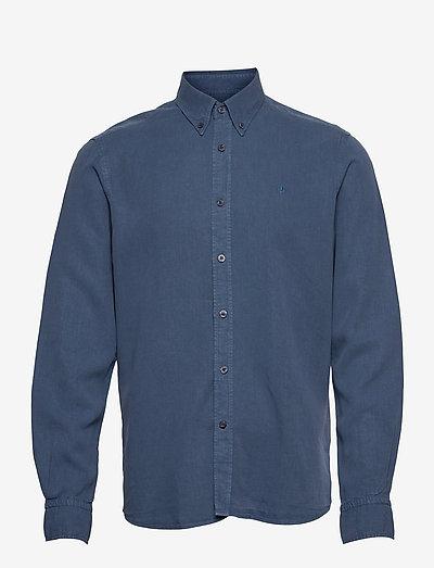 Lucien Button Down Shirt - ruutupaidat - blue