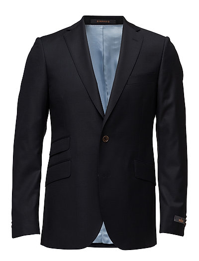 Paul Solid Suit Blazer - NAVY