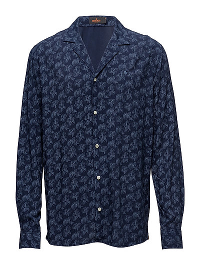 Owen Kingpin Shirt - BLUE