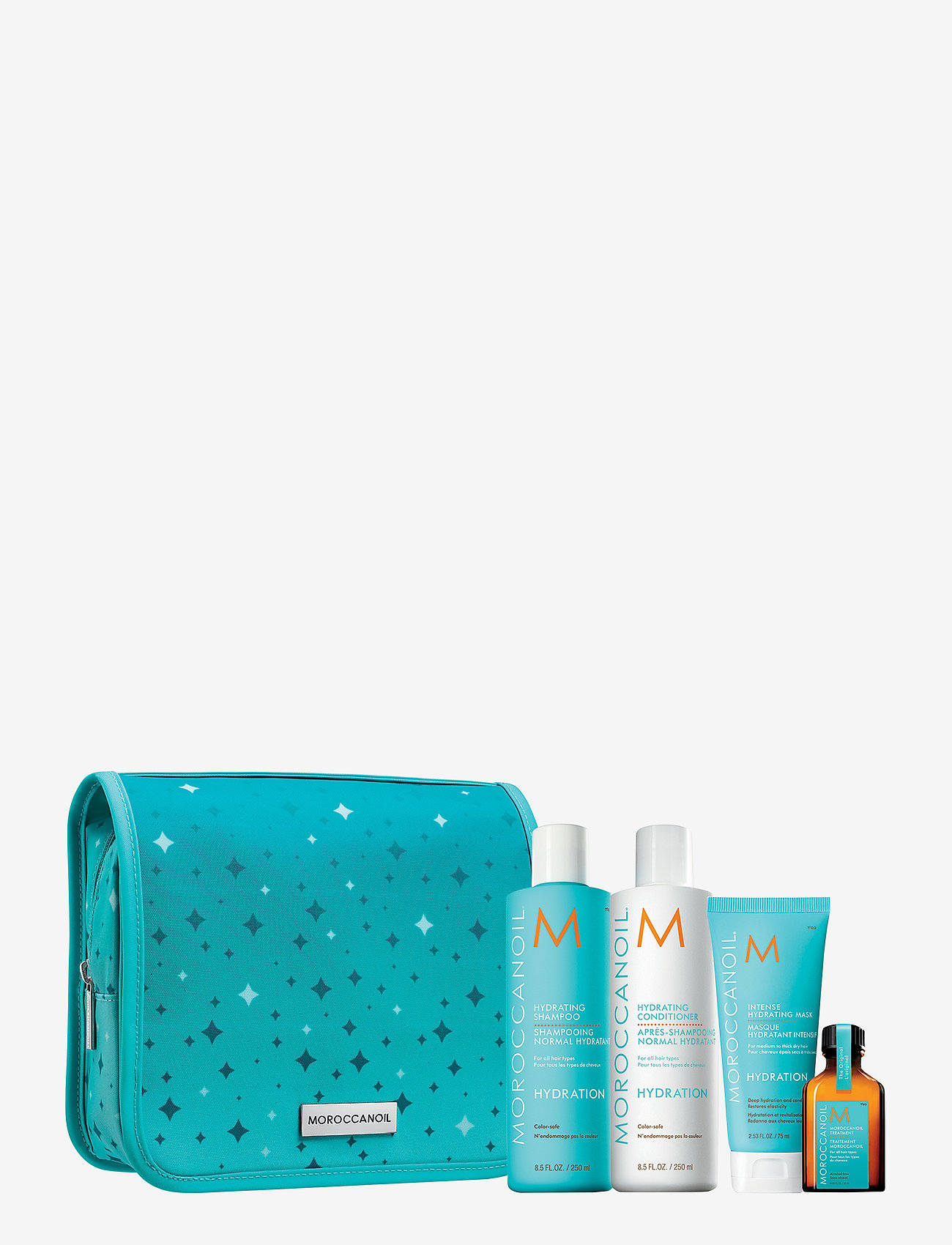 Moroccanoil - Twinkle Twinkle Holiday Promo Hydration - hårvårdsset - no color - 0