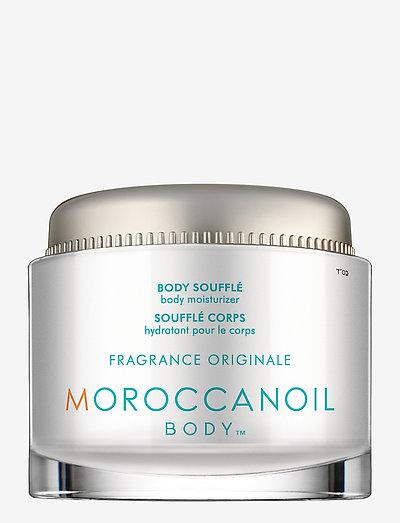 Body Souffle - body cream - no colour