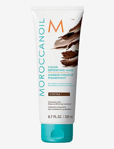 Color Depositing Mask Cocoa - hårmasker - cocoa
