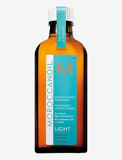 Morccanoil Treatment, For Fine or light-coloured hair - håroljor - no colour