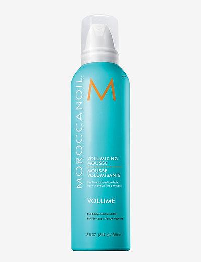 Volume Mousse - hårmousse - no colour