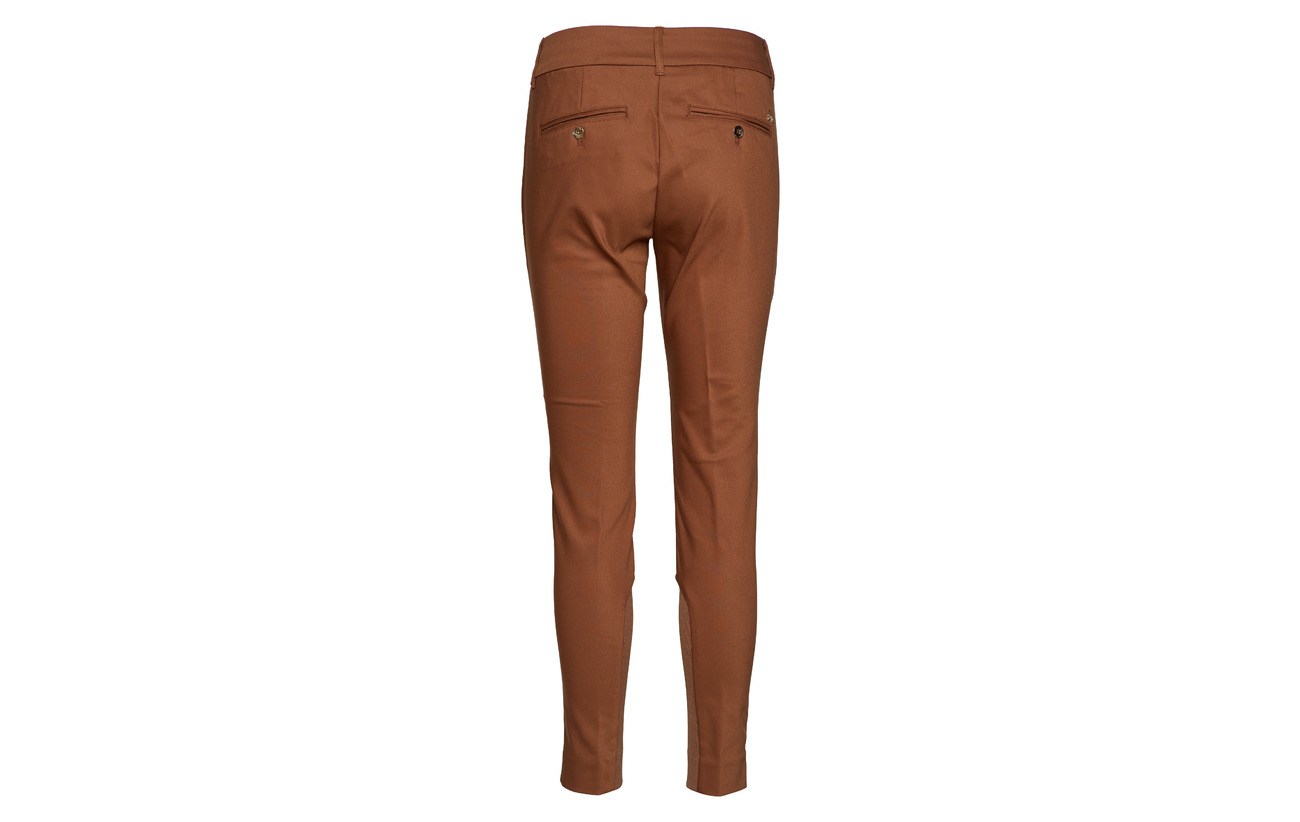 Mos 53 3 Elastane Nylon Coton Cognac Pants 44 Mosh Milton rqIHvr