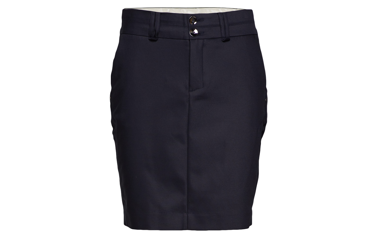Blake Skirt Coton Nylon Mos Night 44 3 Elastane Navy Mosh 53 74qSxU