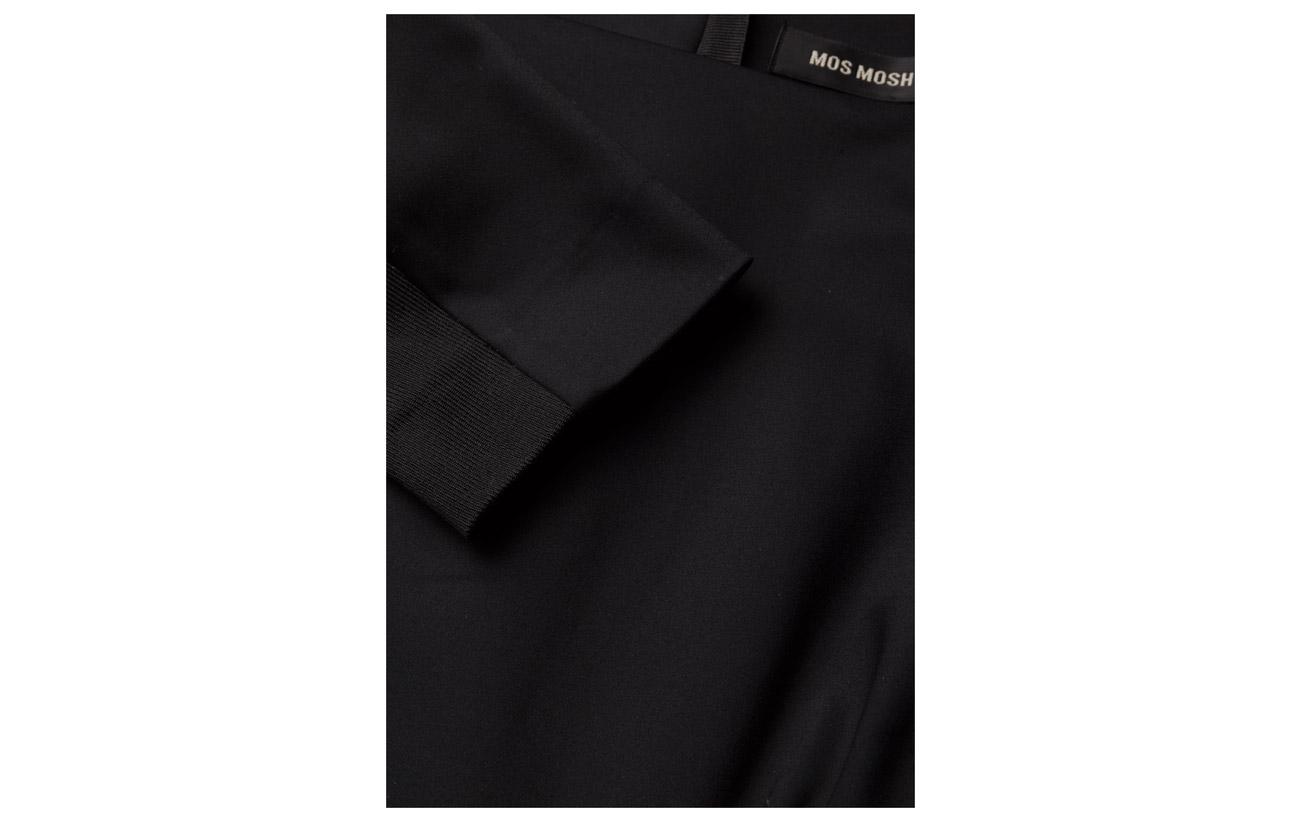 70 Black 4 Coton Blake Mosh Elastane Nylon 26 Mos Dress Night qCnXIcwz