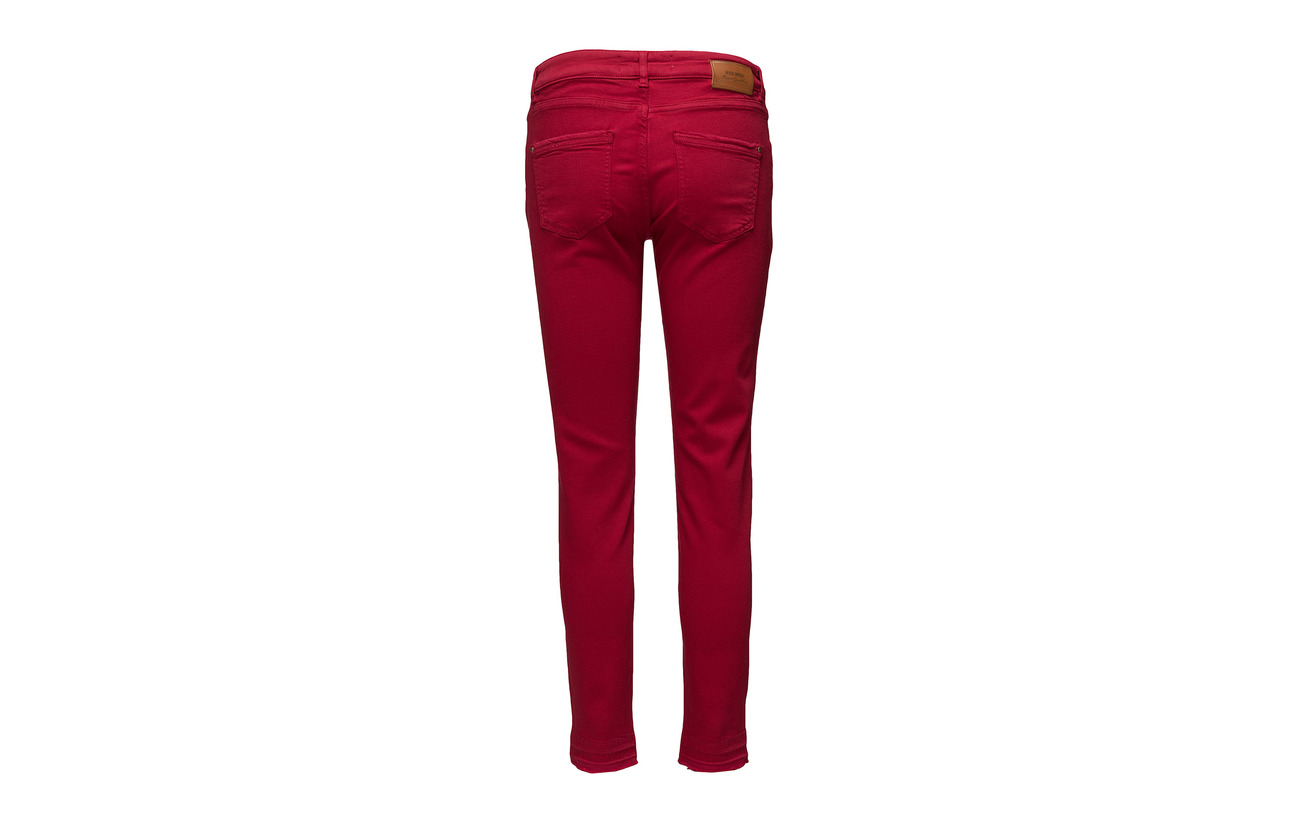 Pant Sumner Colour 33 Elastane 5 Polyester 43 Viscose 17 Mos Coton Cherry Lyocell 2 Mosh t4Eqw5w