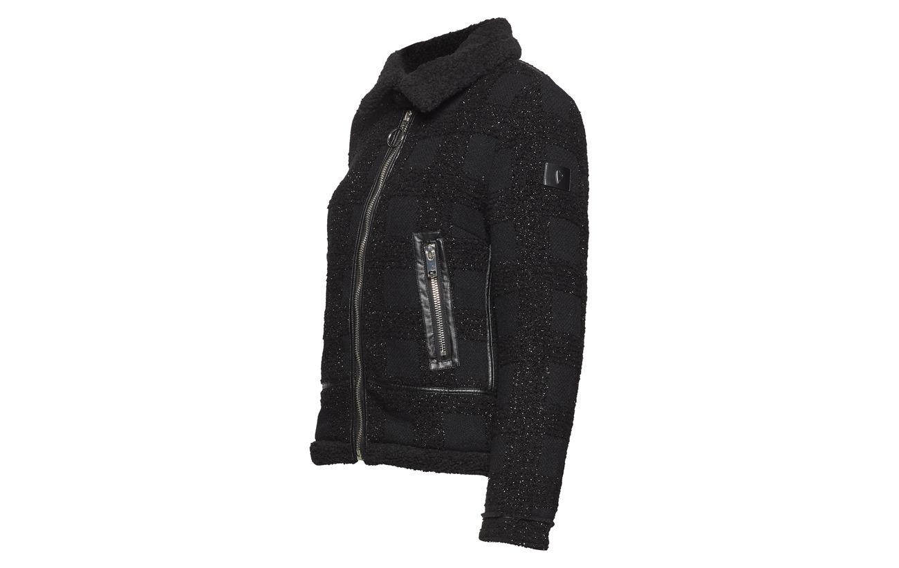Intérieure Shine 30 Black 70 Mosh Doublure Mos Acrylique Polyester Robin Jacket wUYFxwqO