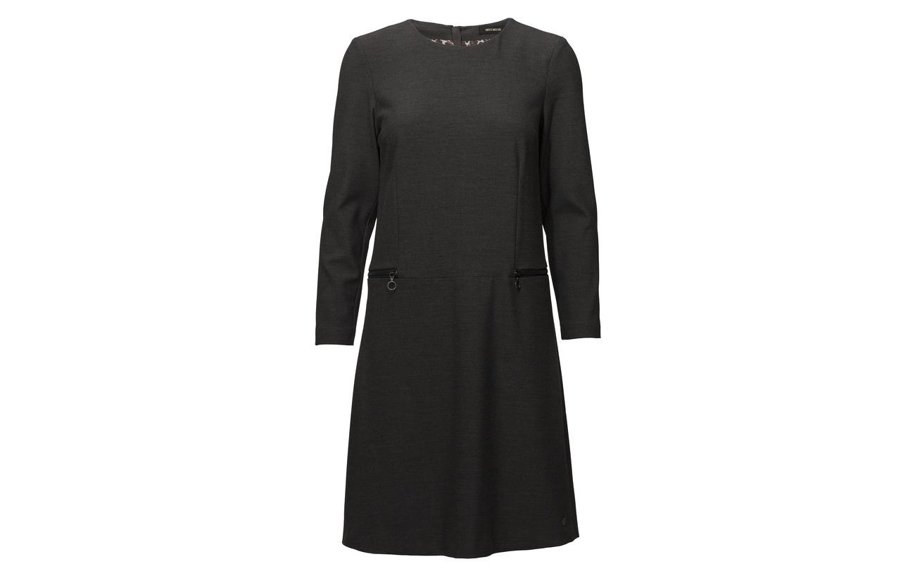 Mos Grey Kara Polyester Hayes 2 98 Intérieure Elastane Melange Doublure Mosh Dress rrIHw