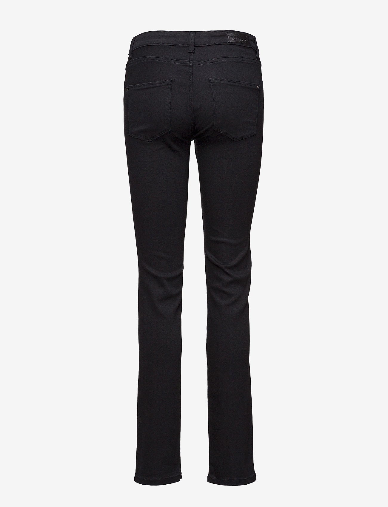 MOS MOSH - Athena Regular Jeans - straight jeans - jet black - 1