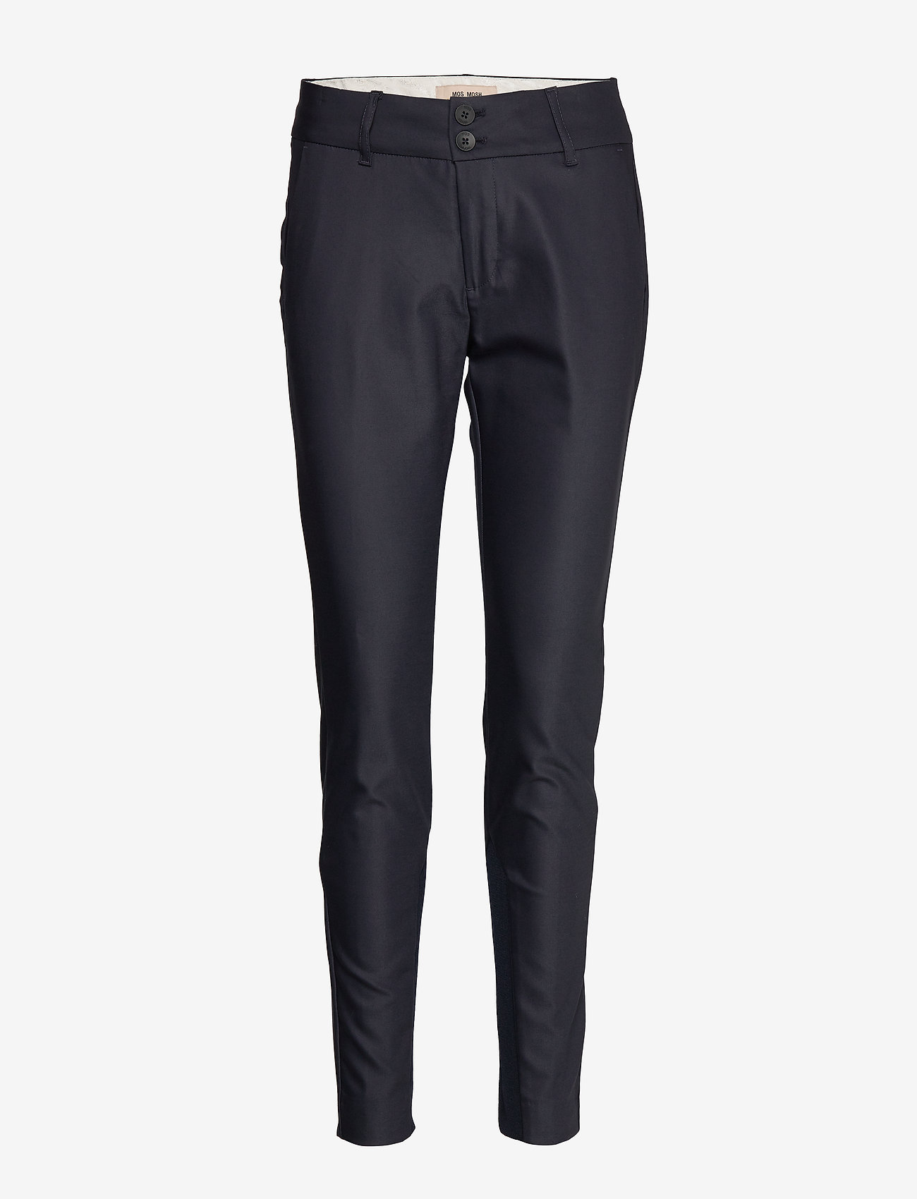 MOS MOSH - Blake Night Pant Sustainable - slim fit-byxor - navy - 0