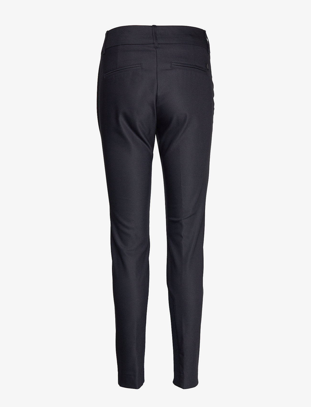 MOS MOSH - Blake Night Pant Sustainable - slim fit-byxor - navy - 1