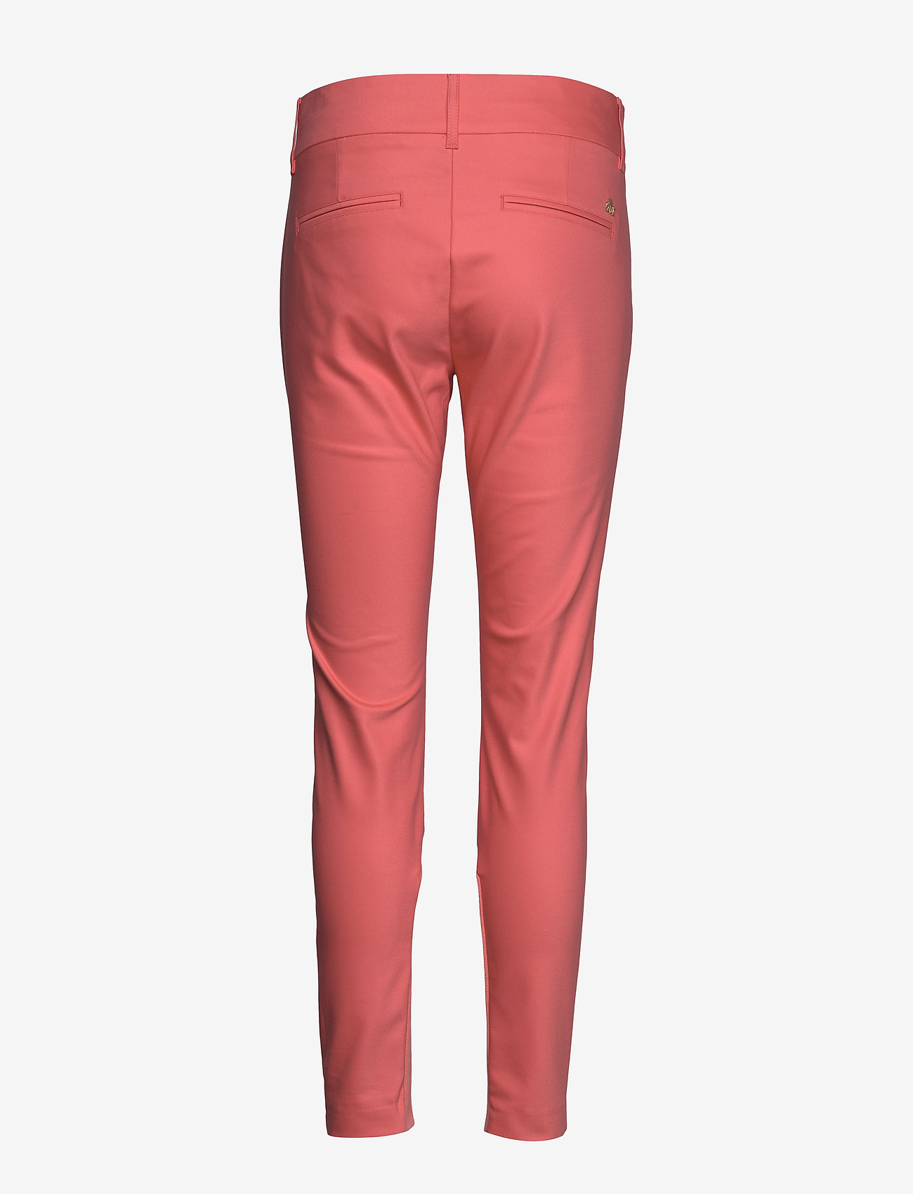 MOS MOSH - Blake Night Pant Sustainable - slim fit bukser - sugar coral - 1