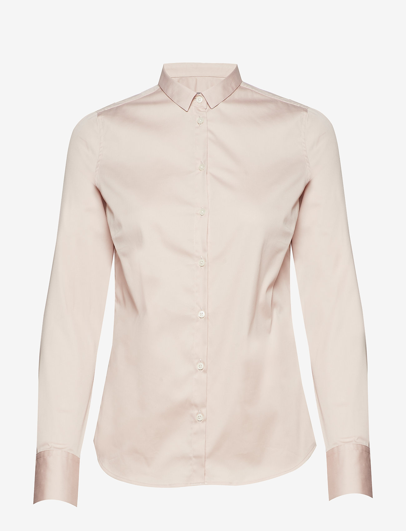 MOS MOSH - Tilda Shirt - langermede skjorter - light rose - 0