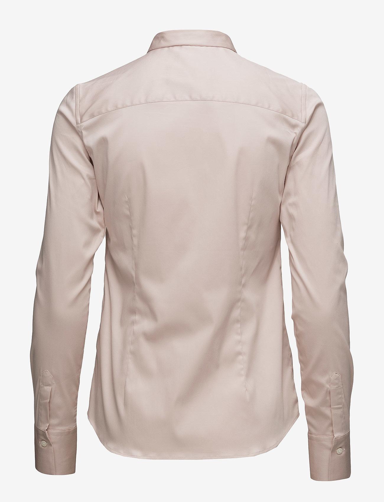 MOS MOSH - Tilda Shirt - langermede skjorter - light rose - 1