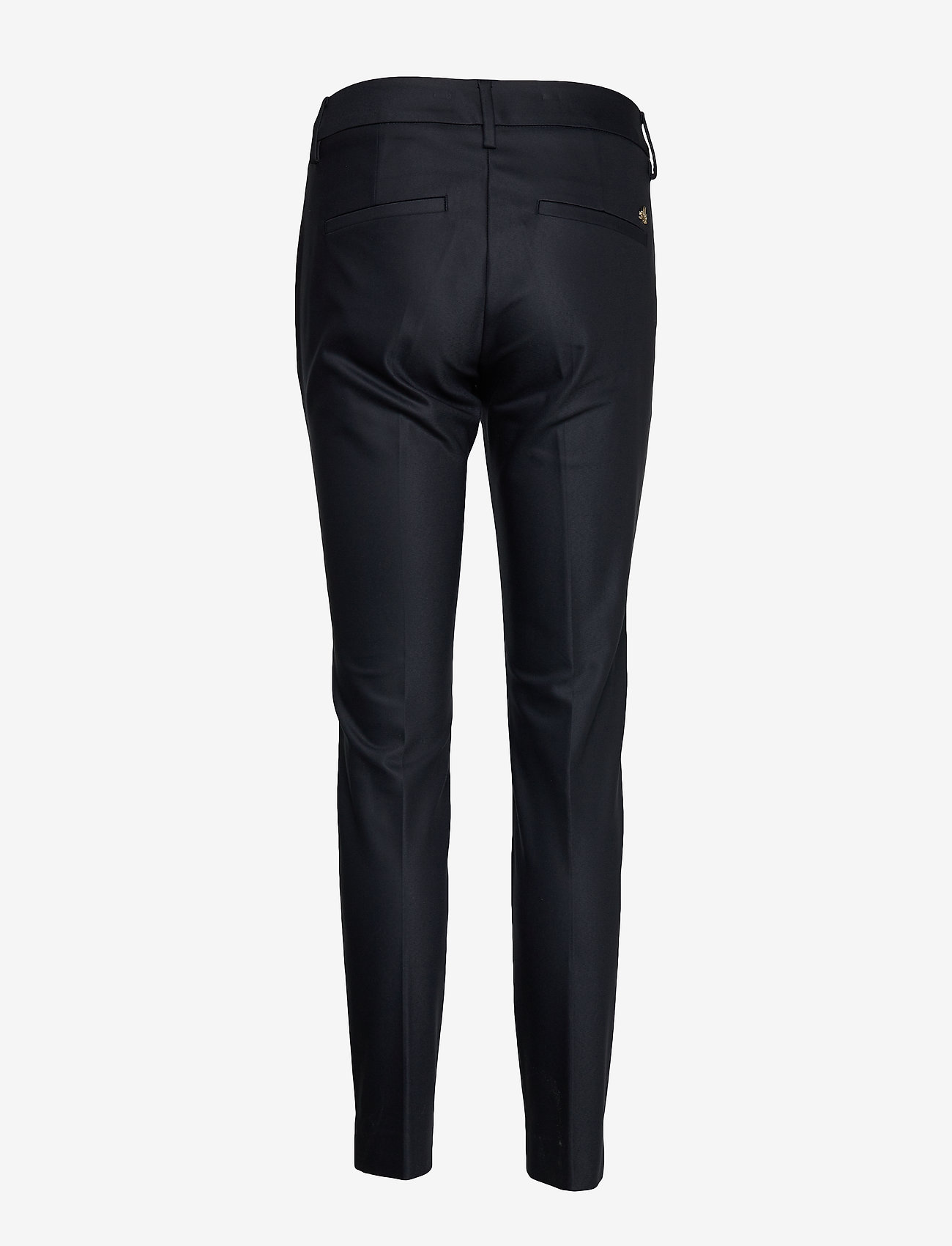 MOS MOSH - Abbey Night Pant Sustainable - broeken med skinny fit - navy - 1