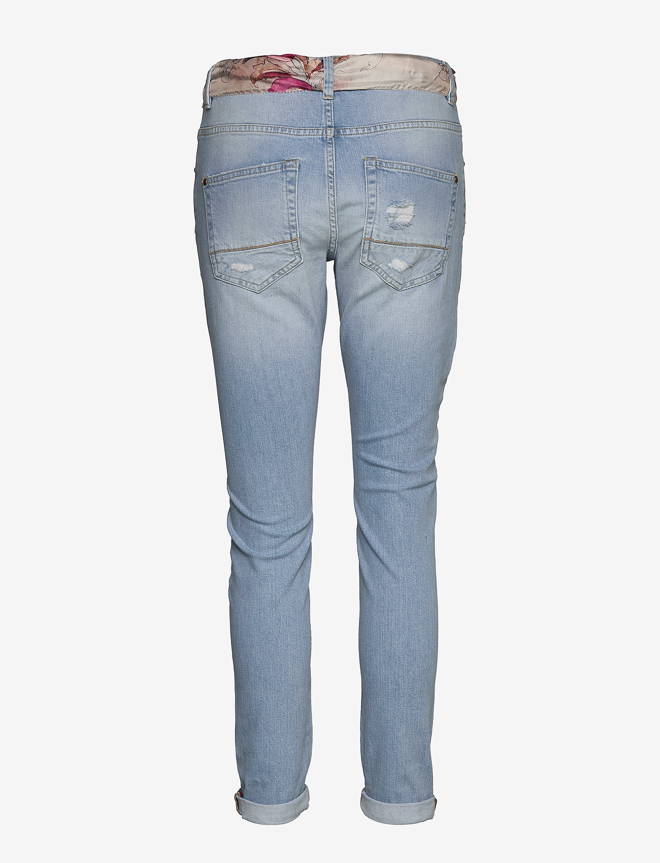 MOS MOSH - Bradford Bleach Jeans - dżinsy chłopaka - bleached blue - 1