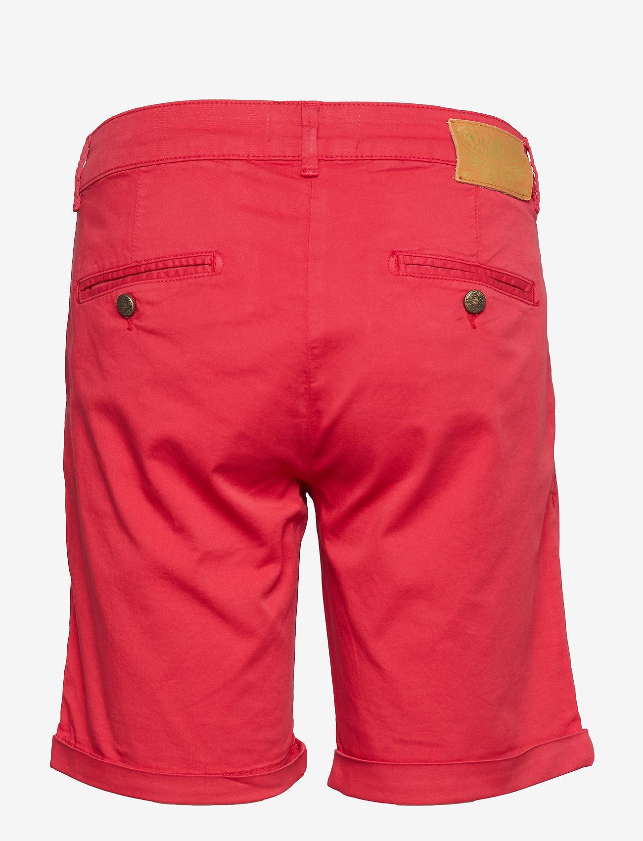 MOS MOSH - Perry Chino Shorts - shorts casual - rio red - 1