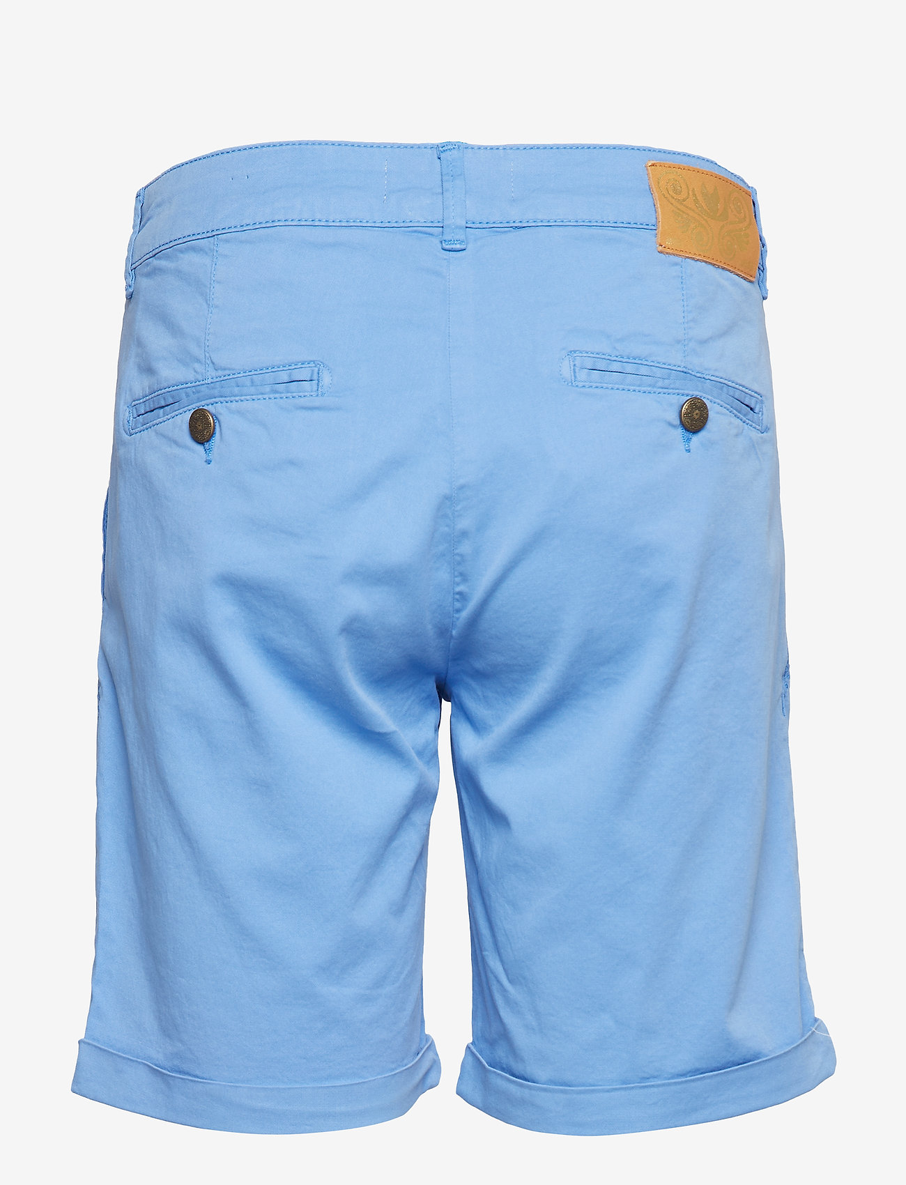 Perry Chino Shorts (Ultramarine) - MOS MOSH cyMVop