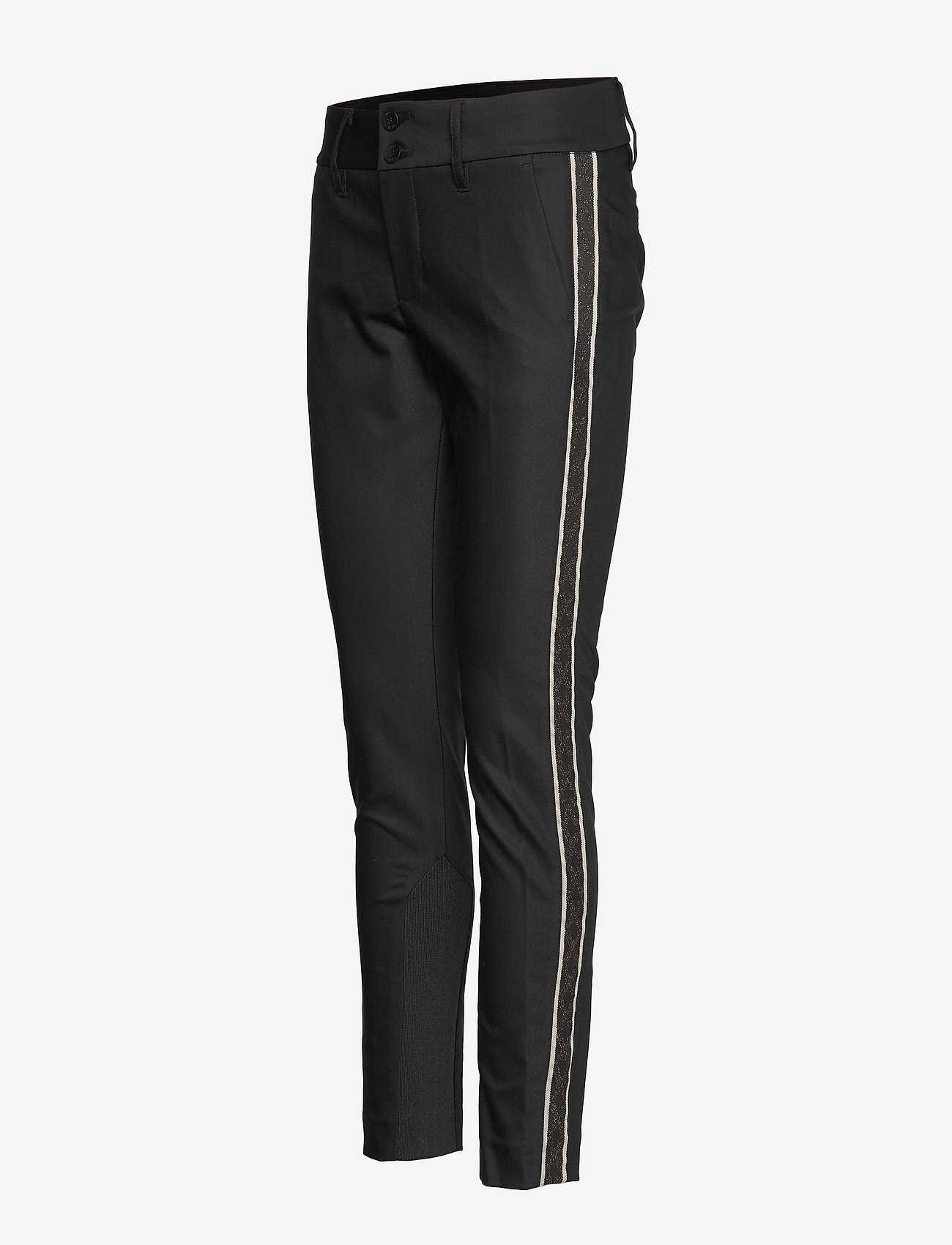 MOS MOSH Blake Rocco Tape Pant - Trousers BLACK