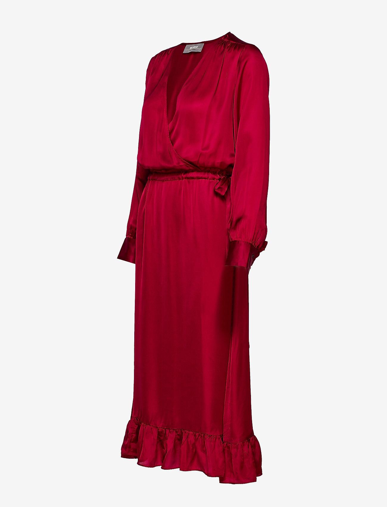 MOS MOSH Chita Dress - Sukienki COURAGE RED - Kobiety Odzież.