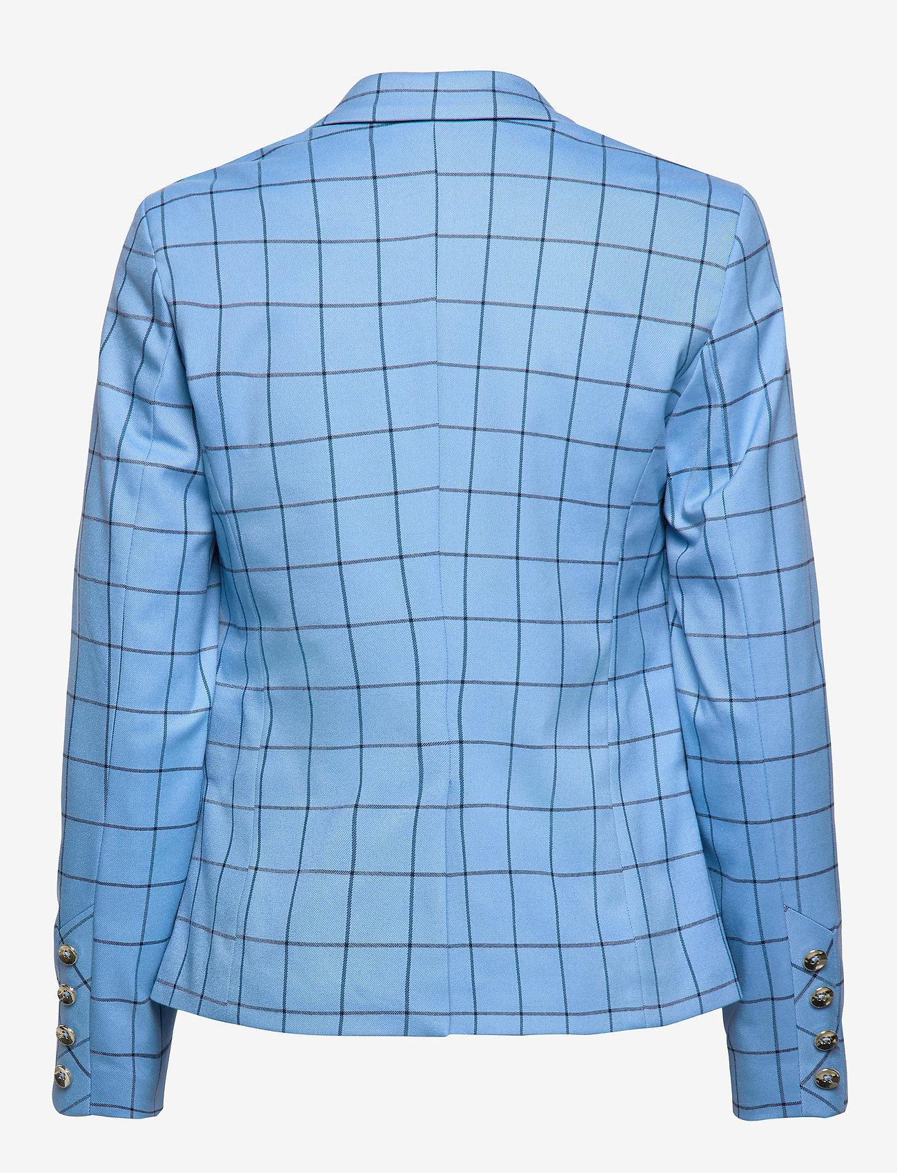 MOS MOSH - Blake Ocean Blazer - getailleerde blazers - silver lake blue - 1