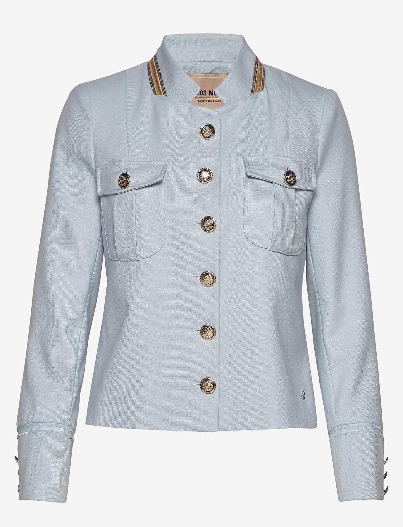 MOS MOSH - Selby Twiggy Jacket - blazere - celestial blue - 0