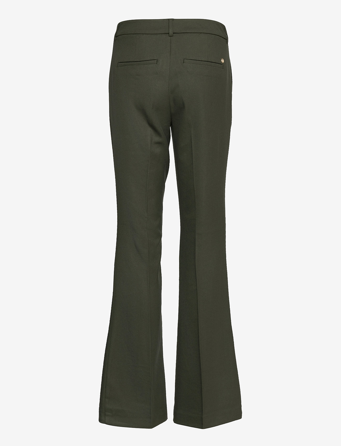 MOS MOSH - Farrah Twiggy Pant Sustainable - schlaghosen - duffel bag - 1